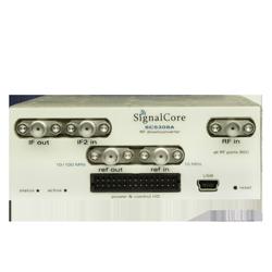 rf down converter ecosia6 ghz rf downconverter frequency converter signalcore