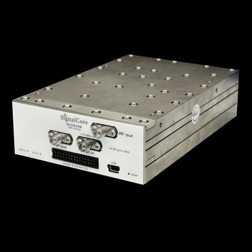 10 GHz Signal Source | Signal Generator | SignalCore