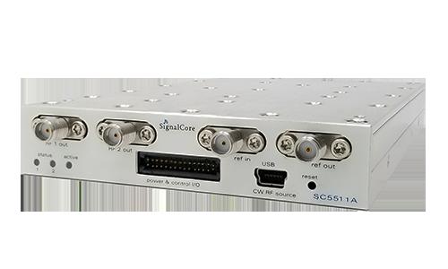 10 GHz Signal Source   Signal Generator   SignalCore